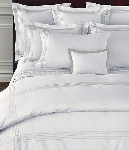 Ralph Lauren Organic Handkerchief Sateen Duvet Cover