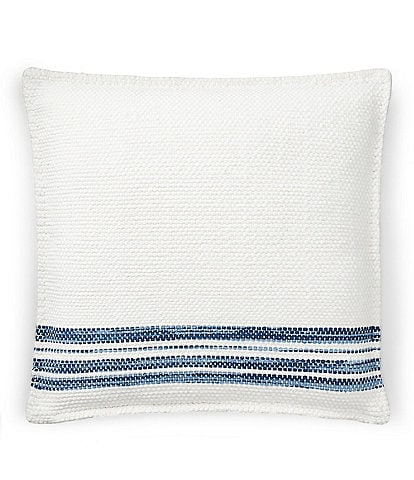 Ralph Lauren Parrot Cay Collection Bowers Woven Square Pillow