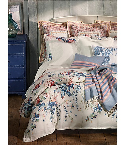 Ralph Lauren Veronique Collection Estelle Floral Comforter