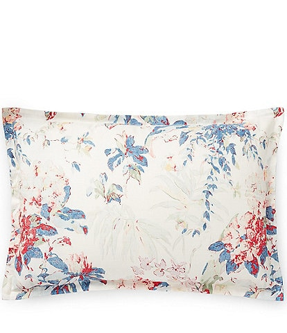 Ralph Lauren Veronique Collection Estelle Floral Sham