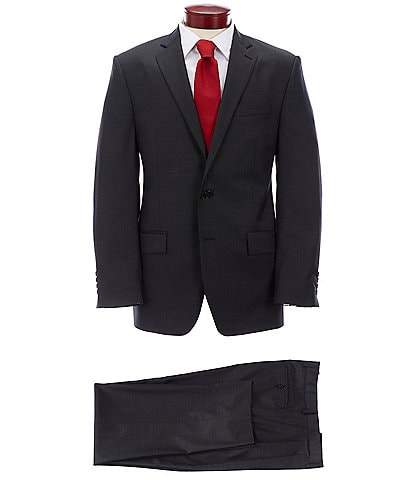 Ralph Ralph Lauren Classic Fit Fancy Wool Suit