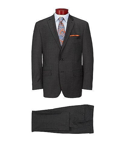 Ralph Ralph Lauren Classic Fit Neat Wool Suit