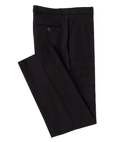 Ralph Ralph Lauren Flat-Front Modern-Fit Stretch Fabric Dress Pants