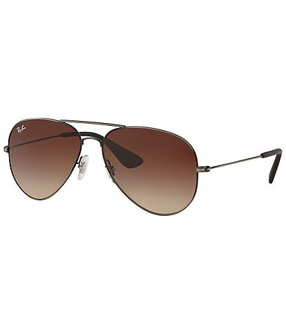 Ray-Ban Aviator Gradient Lens Sunglasses