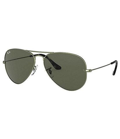 Ray-Ban Classic Aviator 55mm Sunglasses