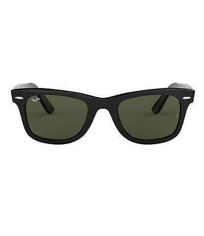 Ray-Ban Solid Classic Wayfarer Sunglasses