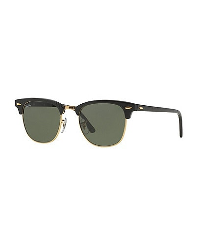 39bdc44b3d Ray-Ban Clubmaster® Classic UV Protection Sunglasses