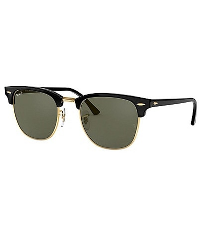 Ray-Ban Clubmaster Polarized 51mm Sunglasses