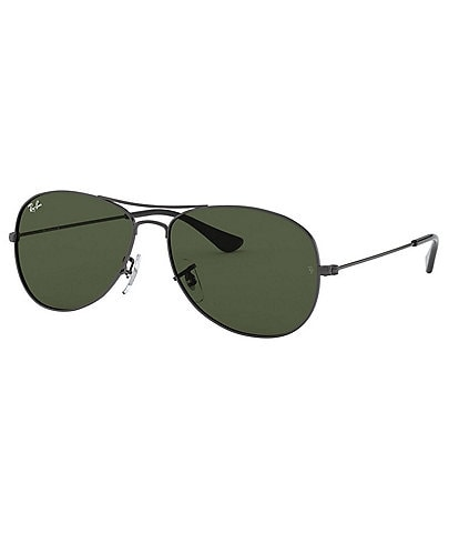Ray-Ban Cockpit Aviator 59mm Sunglasses
