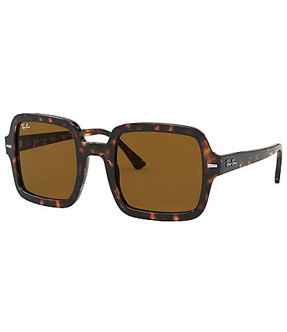 Ray-Ban High Street Square Lens Sunglasses