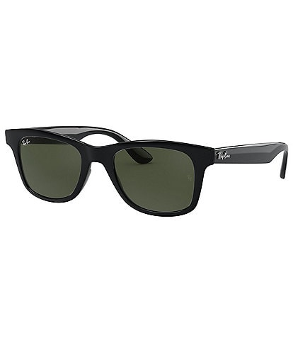 Ray-Ban High Street Square Propionate Frame Sunglasses