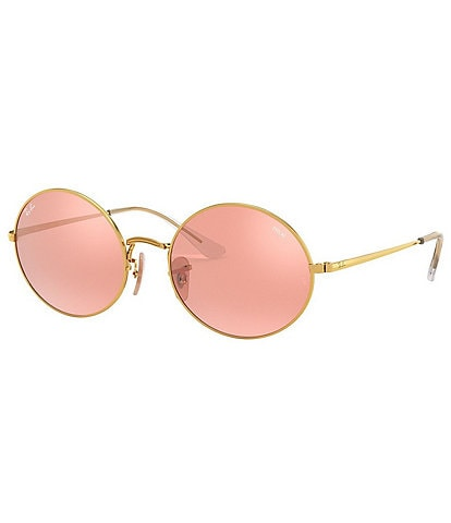 Ray-Ban Icons Oval Frame Sunglasses