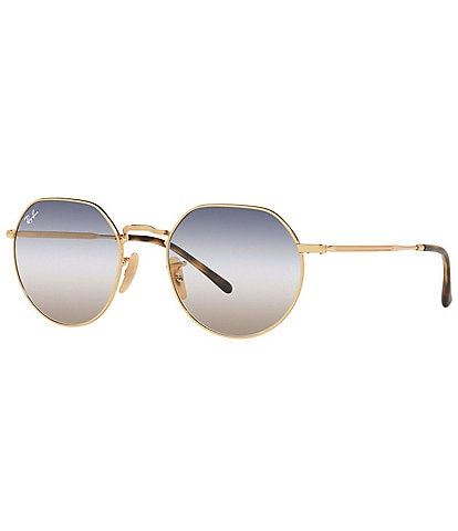 Ray-Ban Jack Rb3565 53mm Sunglasses