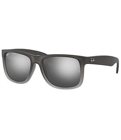 Ray-Ban Justin Classic Mirrored 55mm Sunglasses