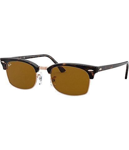 Ray-Ban Men's Clubmaster 52mm Sunglasses