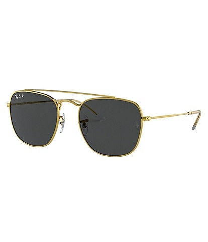 Ray-Ban Men's Legend Rb3557 Polarized 51mm Sunglasses
