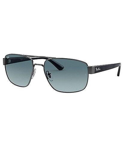 Ray-Ban Men's Rb3663 60mm Sunglasses