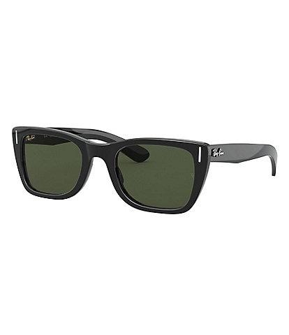 Ray-Ban Men's Rectangular 52mm Sunglasses