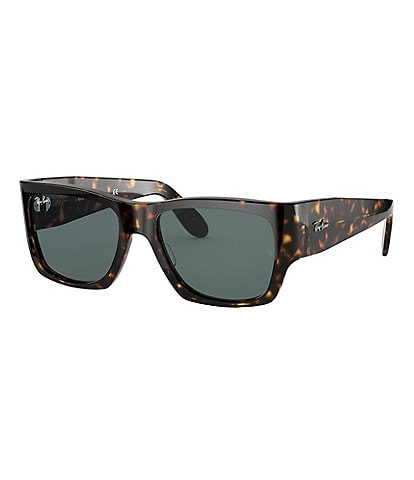 Ray-Ban Men's Square 54mm Sunglasses