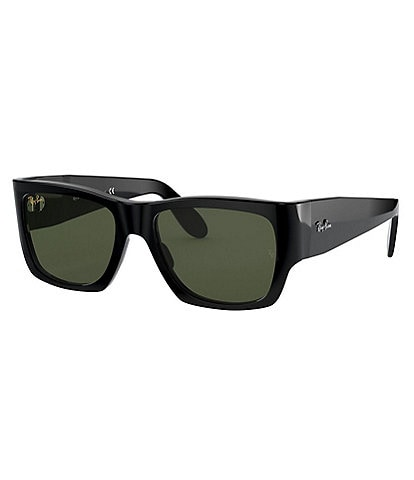 Ray-Ban Men's Square 54mm Sunglasses
