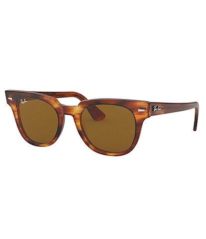 Ray-Ban Meteor Classic Square Sunglasses