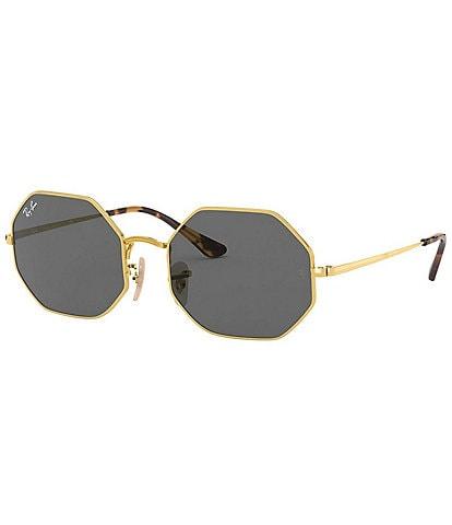Ray-Ban Octagon 1972 Legend Gold 54mm Sunglasses