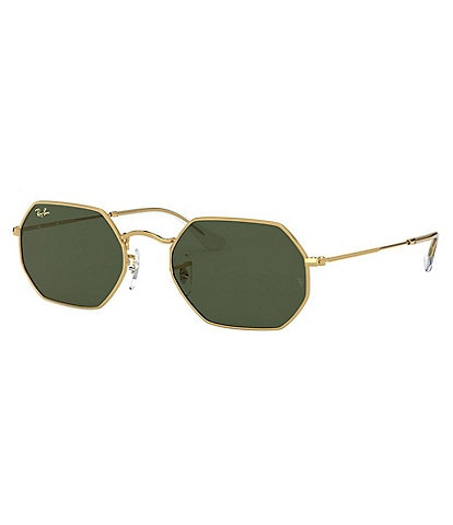 Ray-Ban Octagonal Legend 53mm Sunglasses