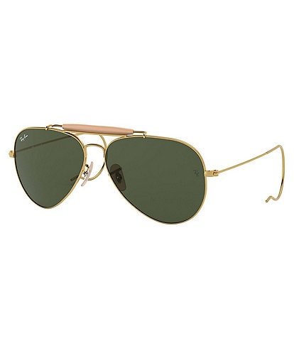 Ray-Ban Outdoorsman II Aviator 58mm Sunglasses