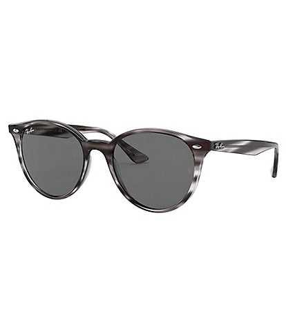 Ray-Ban Phantos Round 53mm Sunglasses