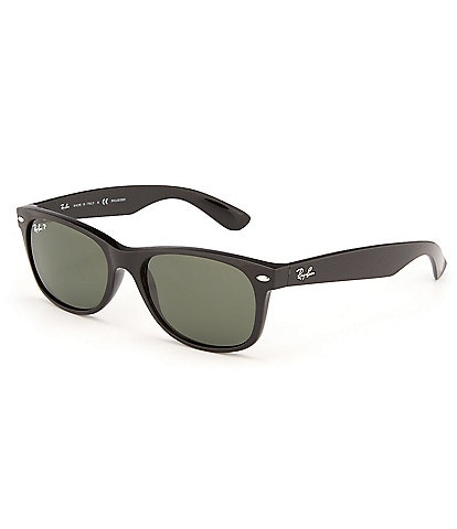 87c85bf36a669 Ray-Ban Polarized New Wayfarer Sunglasses