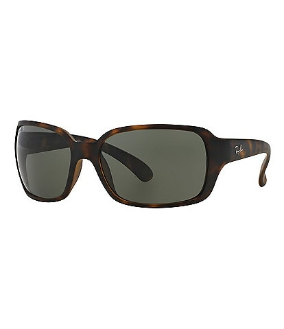 Ray-Ban Polarized Sqaure Active Square Sunglasses
