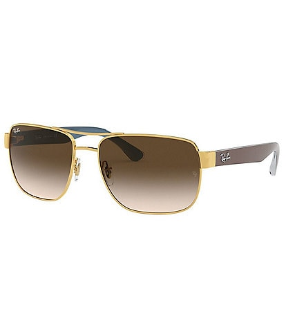 Ray-Ban RB3530 Square 58mm Sunglasses