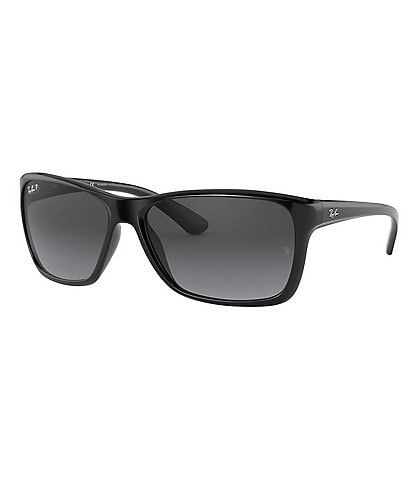 Ray-Ban RB4331 Square Polarized 61mm Sunglasses
