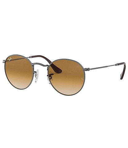 Ray-Ban Round Metal 50mm Sunglasses