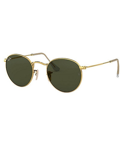 Ray-Ban Round Metal 53mm Sunglasses