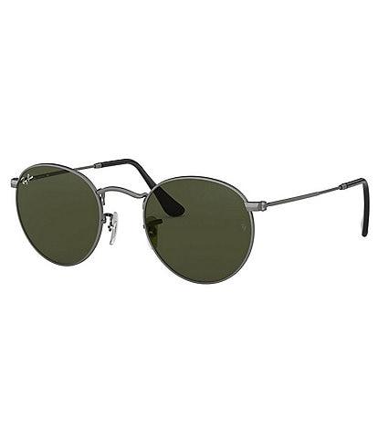 Ray-Ban Round Metal 53mm Sunglasses
