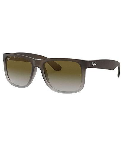 Ray-Ban Square Gradient Boyfriend Sunglasses