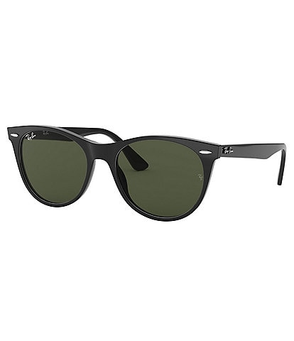Ray-Ban Unisex Acetate Square Frame Sunglasses