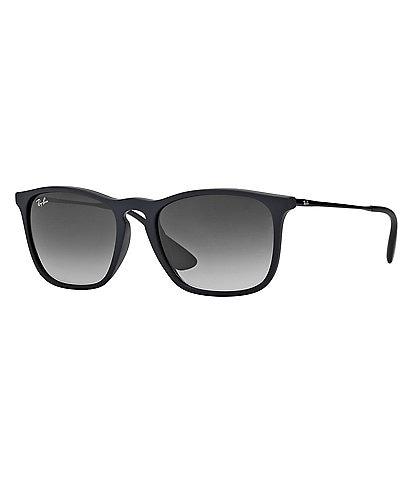 Ray-Ban Gradient Way Keyhole Square Sunglasses