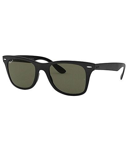 Ray-Ban Wayfarer Liteforce Polarized 52mm Sunglasses