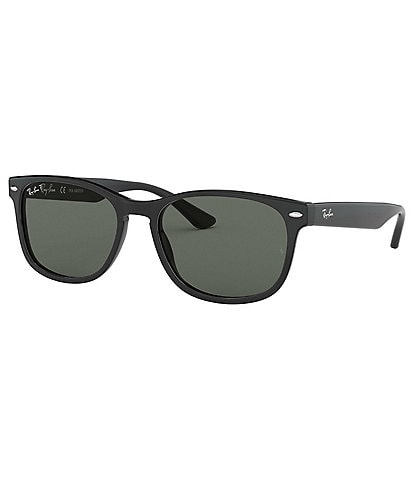 Ray-Ban Wayfarer Polarized Square Sunglasses
