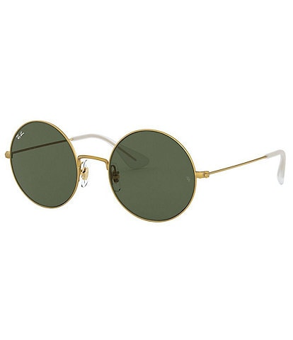 Ray-Ban Ja Jo Metal Round Sunglasses