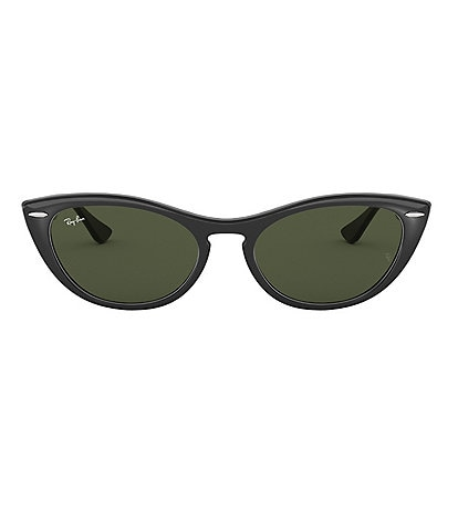 Ray-Ban Women's Nina Slim Cat Eye Sunglasses