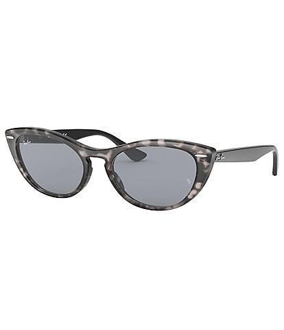 d3ed5c0b57 Ray-Ban Women s Nina Cat Eye Sunglasses
