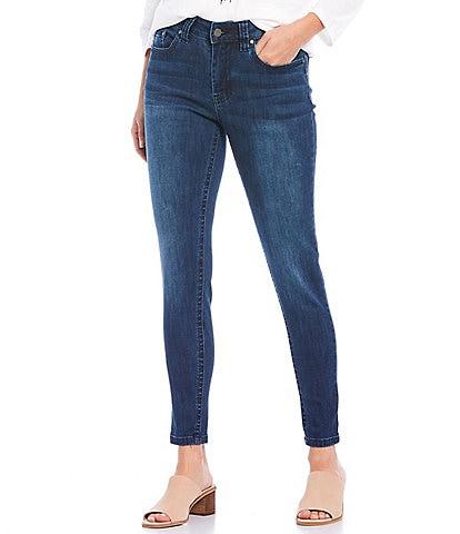 Reba Tanya Skinny Ankle Denim Jean