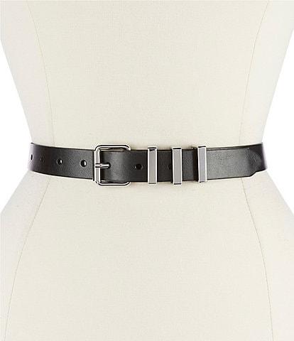 REBECCA MINKOFF 1#double; Flat Strap Belt