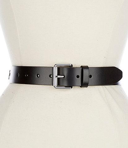 REBECCA MINKOFF 1.4#double; Laced Chain Belt