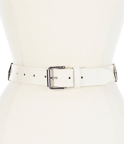 REBECCA MINKOFF 1.5#double; Stella Embellished Jean Belt
