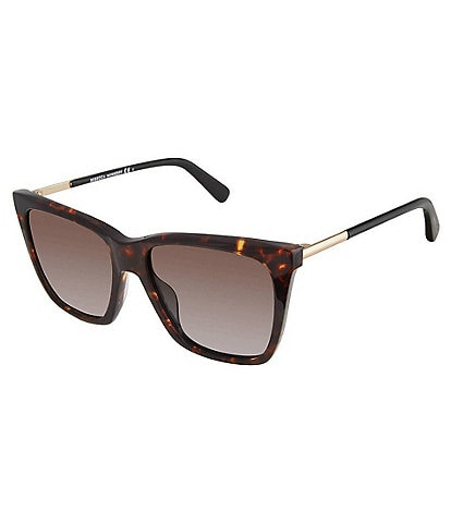 REBECCA MINKOFF Indio Cat Eye Sunglasses