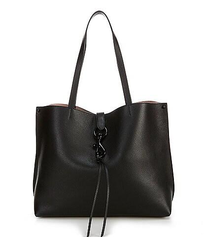 REBECCA MINKOFF Megan Leather Tote Bag